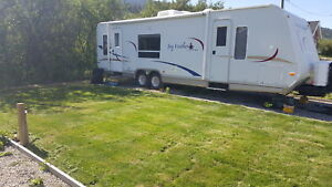 PRIVATE RV STALL ON 40 ACRE