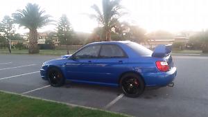 Subaru wrx Impreza 2005 turbo Seaton Charles Sturt Area Preview