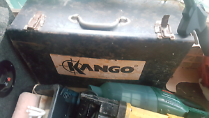 kango 637 . 1 doesnt work and theres a few bits Bankstown Bankstown Area Preview