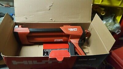 Hilti 3498241 HDM 500 Manual Adhesive Dispenser Tools & Home ...