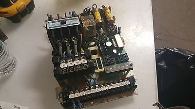 Fanuc Power Input Unit, # A14B-0070-B105 / A14B-0070-B105-01, Used, WARRANTY