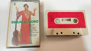 EMILIO-EL-MORO-YO-NO-SOY-ESE-1973-CINTA-TAPE-CASSETTE-SPANISH-EDIT-PAPER-LABELS