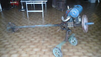 Motore Fuoribordo Vintage Nautical Engine Motogodille Anni 30 - engin - ebay.it