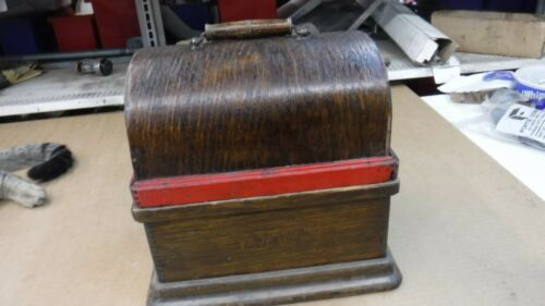 Edison Fire Side Cylinder Phonograph MT-6337
