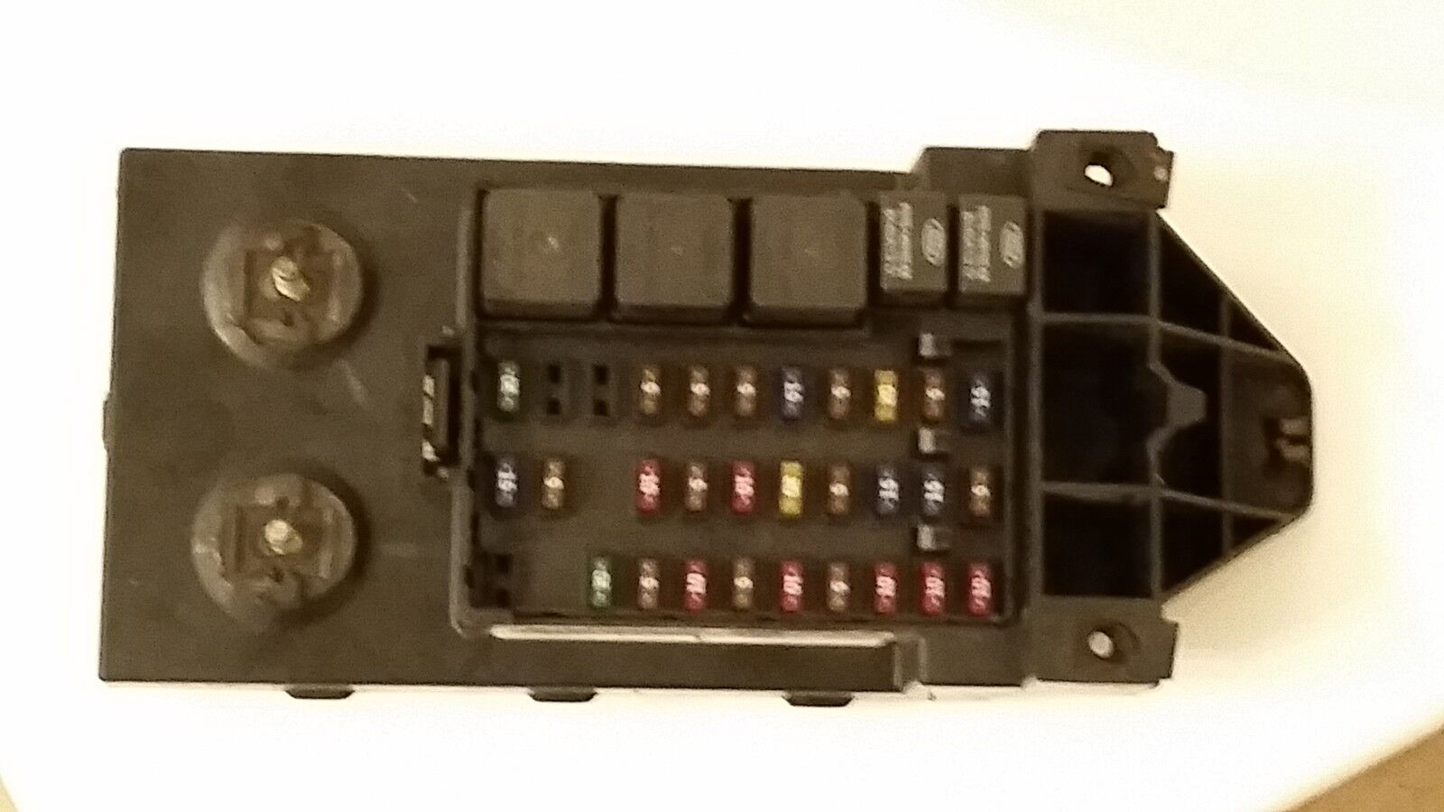 1999 Ford F250 F350 Super Duty Diesel Fuse Box Relay Panel 9499