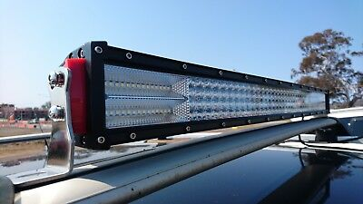 Best 900 W 4-row 8D 52 inch LED light bar for off-road, car, truck. (Best Light Bars For Cars)