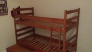 Children's wooden bunk beds Mitchelton Brisbane North West Preview