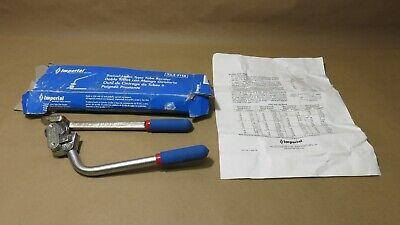 Imperial 364-fhb Swivel Type Tube Bender 14