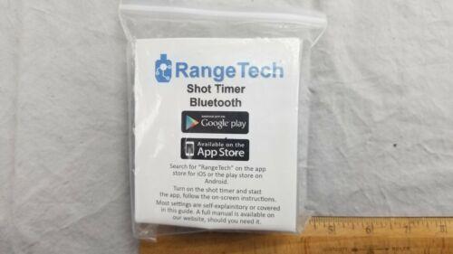 NEW, RANGETECH Shot Timer (Bluetooth)