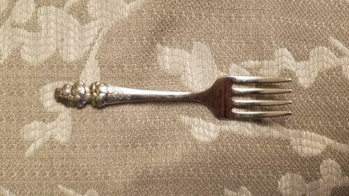 "1984 Oneida American Greetings ""Care Bear"" Baby Fork"