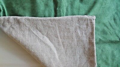 "Williams Sonoma Home Velvet Pillow Cover 22'x 22"" Christmas New Made in the USA!"