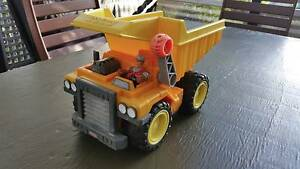 Fisher Price dump truck Bardon Brisbane North West Preview