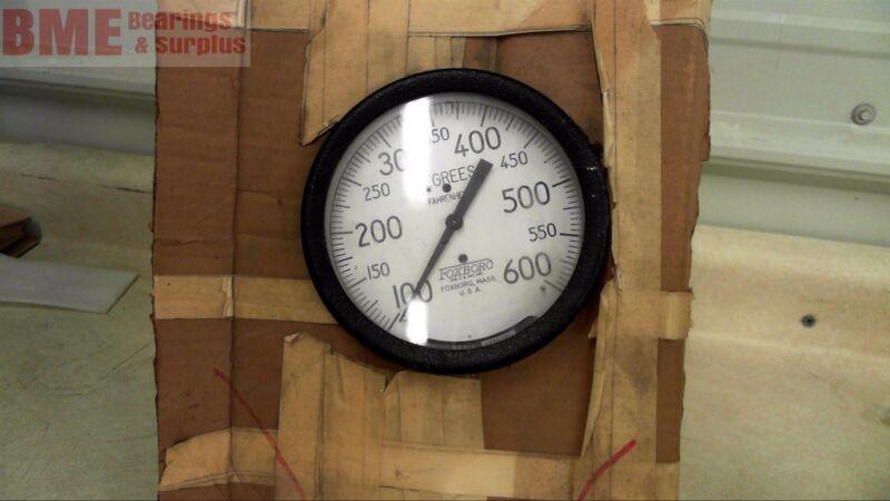 Foxboro Temperature Probe, 100-600 F,