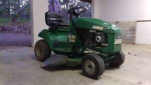 Cox Lawn Boss ride on mower Edge Hill Cairns City Preview