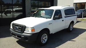 2009 Ford Ranger XL, 2X4, A/C, SIMPLE CAB