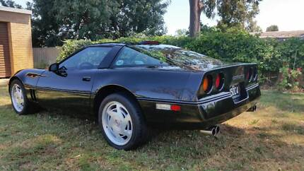 1988 Chevrolet Corvette C4 Coupe Mount Lawley Stirling Area Preview