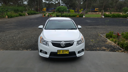 2012 holden cruze SRI