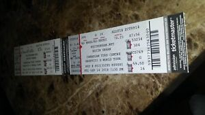 2 Keith Urban tickets for sale SOLD