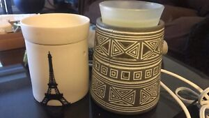EUC SCENTSY WARMERS $20 EACH