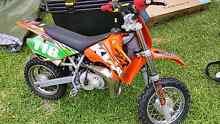 2005/06 KTM 50 Mini adventura motorbike Glenwood Blacktown Area Preview