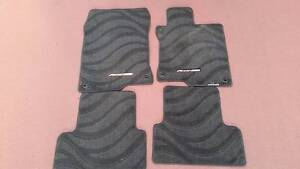 GENUINE Honda Accord Euro floor mats 2008 - 2014 Rooty Hill Blacktown Area Preview
