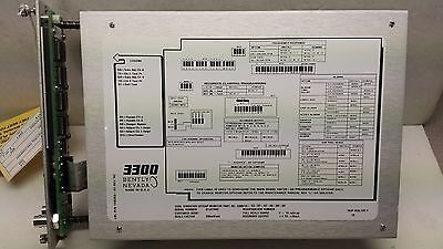 New Bently Nevada 330016-03-01-02-00-00-00 Dual Vibration Xygap Monitor