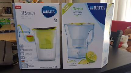 BRAND NEW BRITA JUG WITH FILLTER FOR SALE ONLY $25 EACH