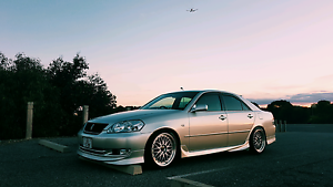 Toyota Jzx110 Mark II - Manual Adelaide CBD Adelaide City Preview