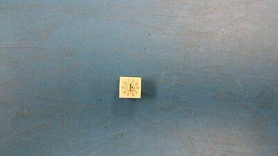 5 Pcs 94hab10t Spc54l7 Grayhill Switch Rotary Dip Bcd 100ma 50v