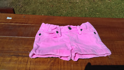 Wanted: 20 pairs of size 1 girls assorted shorts