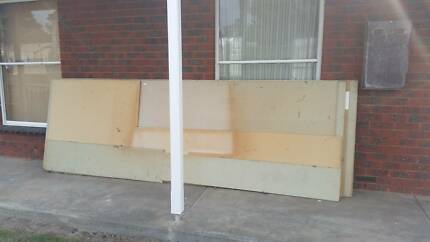 particle board chip board sheets 4 x 3660mm x 1220mm  and extras Warrnambool Warrnambool City Preview