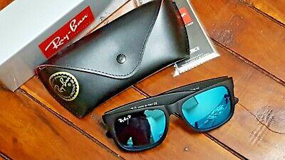 Ray Ban Sunglasses Justin  Mirror blue