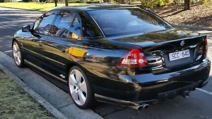 Holden commodore VY SS Taylors Lakes Brimbank Area Preview