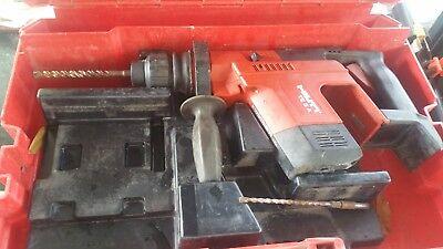 Hilti Te 5a Cordless Rotary Hammer Drill