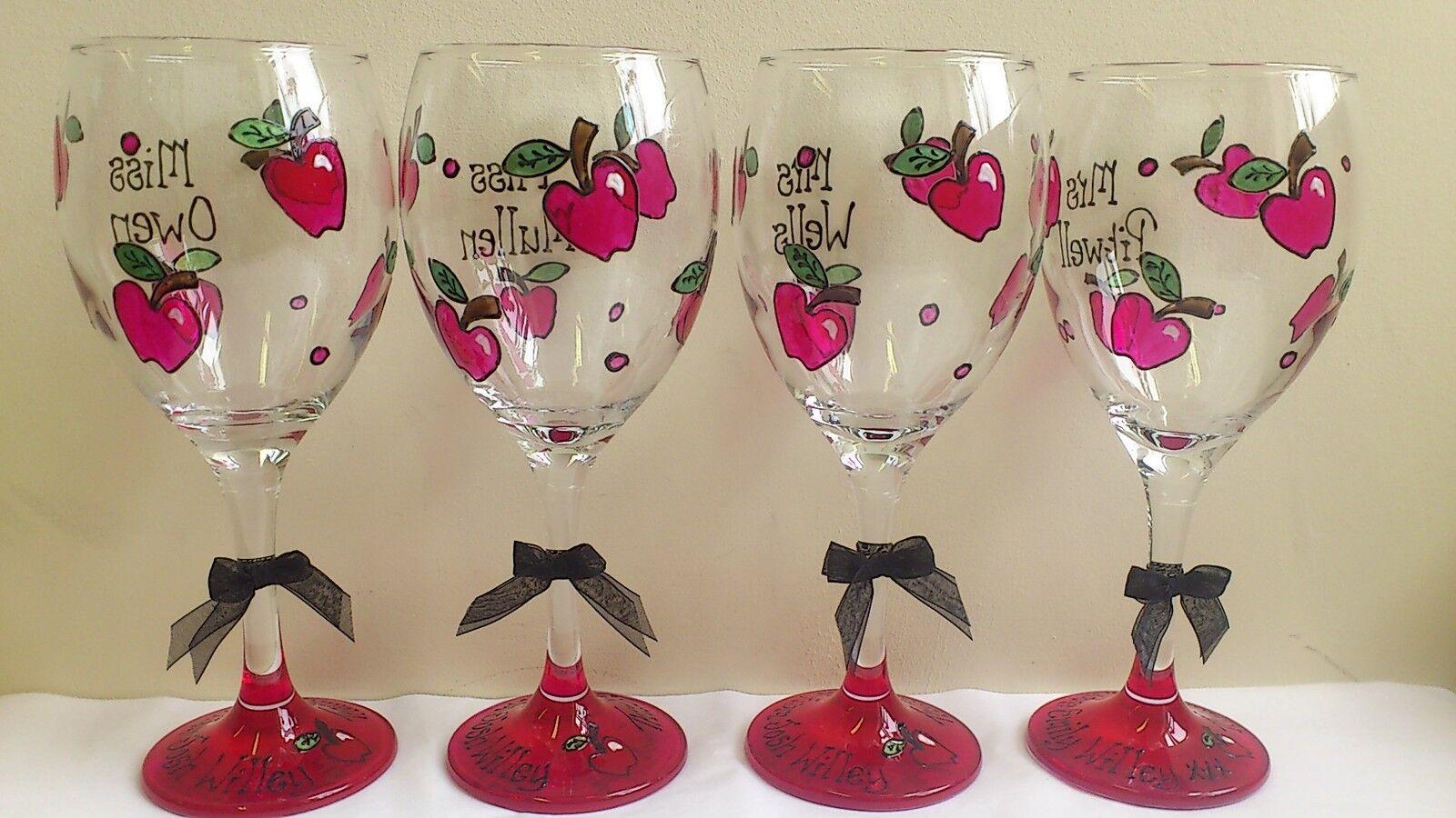 Luci Lu Designs Glassware