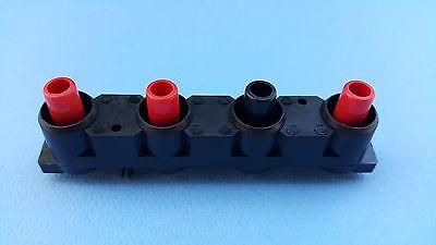 Fluke 89-4 89 Iv 187 189 789 Input Jack Receptacle Module. Oem New.