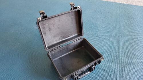 Used Black 1450 Pelican Case