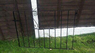 wrought iron driveway gates