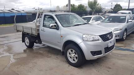 2012 Great Wall V240 Ute LOW KMS Williamstown North Hobsons Bay Area Preview