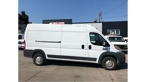 2018 Ram Promaster 2500 High Roof 159 extended cargo