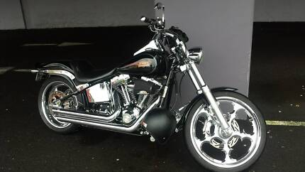 softail custom. Pagewood Botany Bay Area Preview