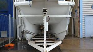 SHARKCAT - POWERCAT - BROADBILL ALUMINIUM TWIN HULL FISHING BOAT Greenacre Bankstown Area Preview