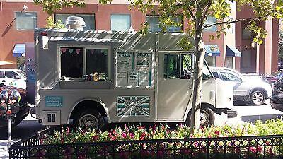 Beautiful 1997 Gmc Food Truck 112k Miles