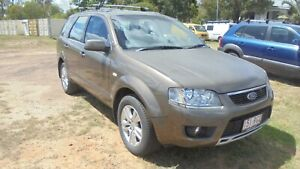 2010 Ford Territory TS (RWD) Wagon - drives well! see photos/description Kensington Bundaberg Surrounds Preview