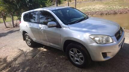 2010 Toyota RAV4 Wagon