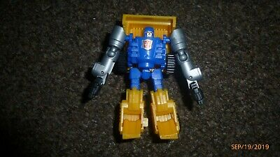 Transformers Igear Mini Warriors MW-02 Rager Huffer Figure Complete
