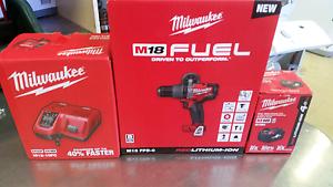 Milwaukee cordless drill kit brand new Port Pirie Port Pirie City Preview
