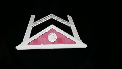 .Barbie 2015 Dream House Small Gable Eave Roof Replacement Part