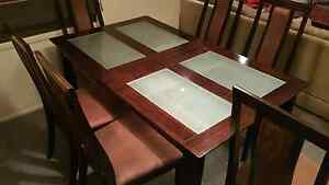 Dining Package - Table, Chairs + Hutch/Buffet Raby Campbelltown Area Preview