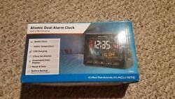 Chaney Instruments 13024A1 Acurite Atomic Dual Alrm W Usb